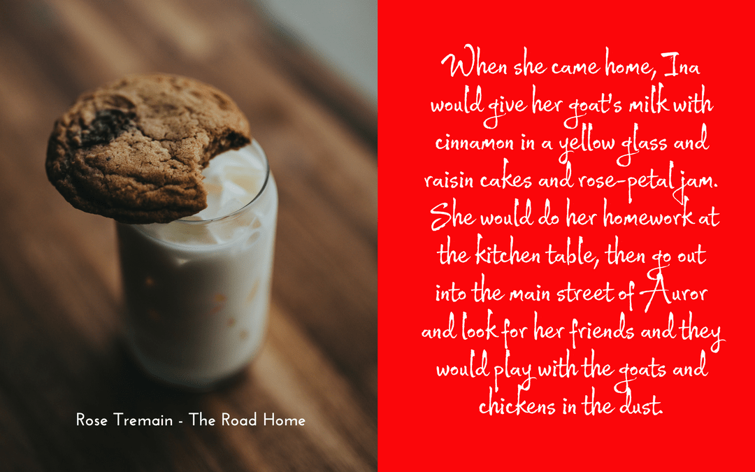 Rose Tremain - The Road Home - quotation