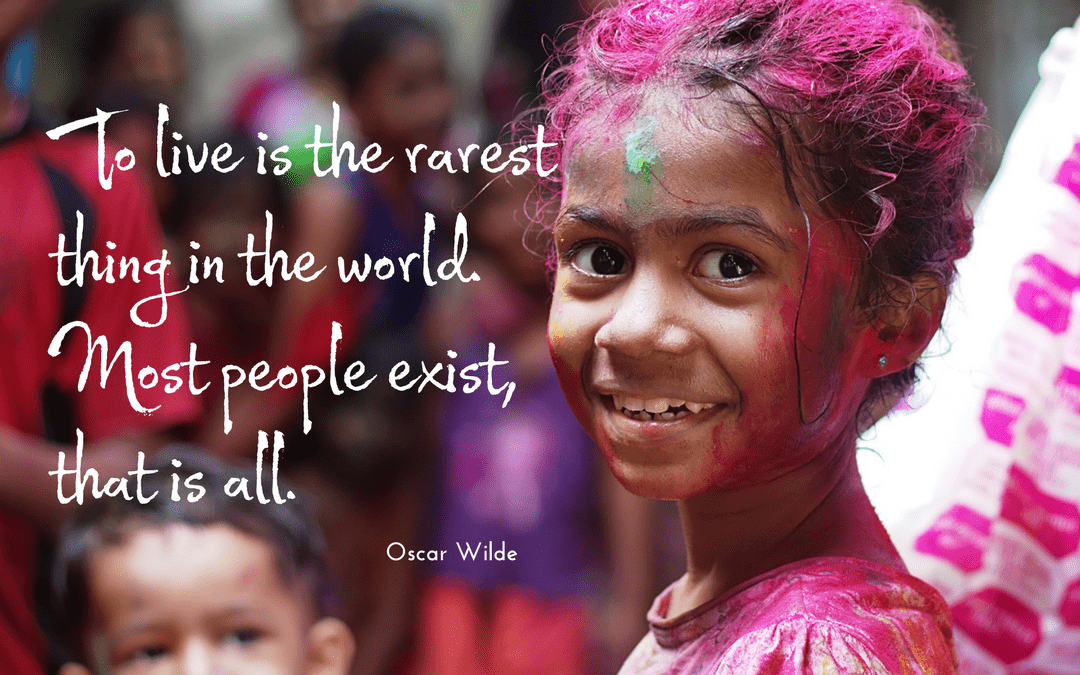 Oscar Wilde - quotation