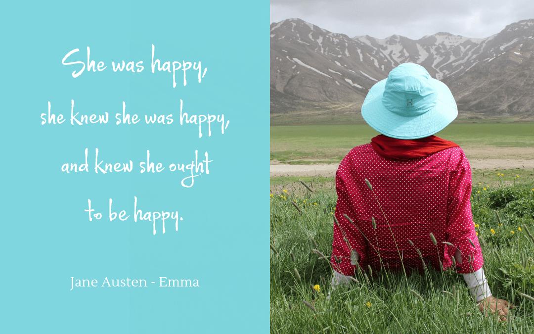 Quotation - Jane Austen - Emma