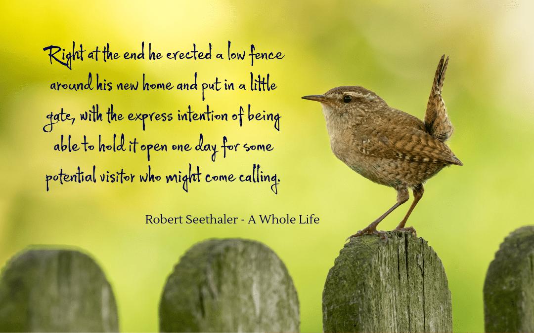 Quotation - Seethaler - A Whole Life