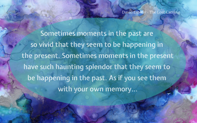 Of memory and vivid moments