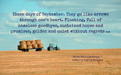 These days of September