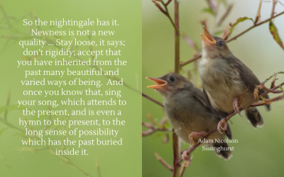 The long sense of possibility