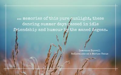 Dancing summer days