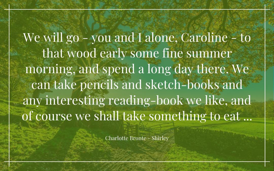 Quotation - Charlotte Bronte - Shirley