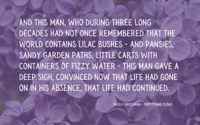 Of life and lilac