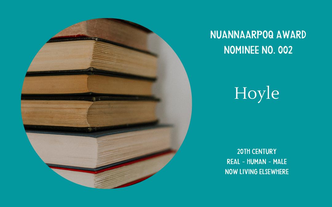Nuannaarpoq Awards – Nominee 002